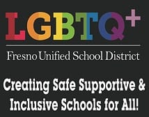 LGBTQ+ Support logo